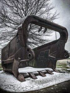 Big Mouth Coal Shovel Rich Hill MO
